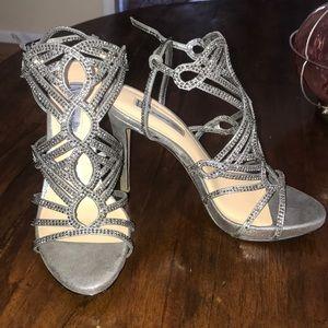 INC I35 Surrie Evening Sandals